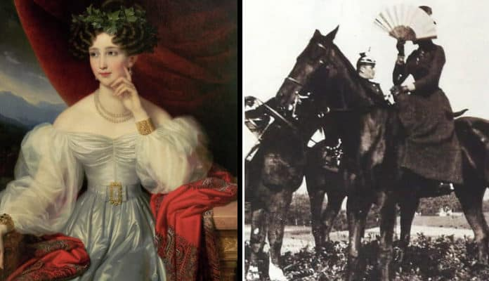 The Eccentric Elisabeth of Bavaria Married Into the Infamous Hapsburg Family and Found Nothing But Tragedy