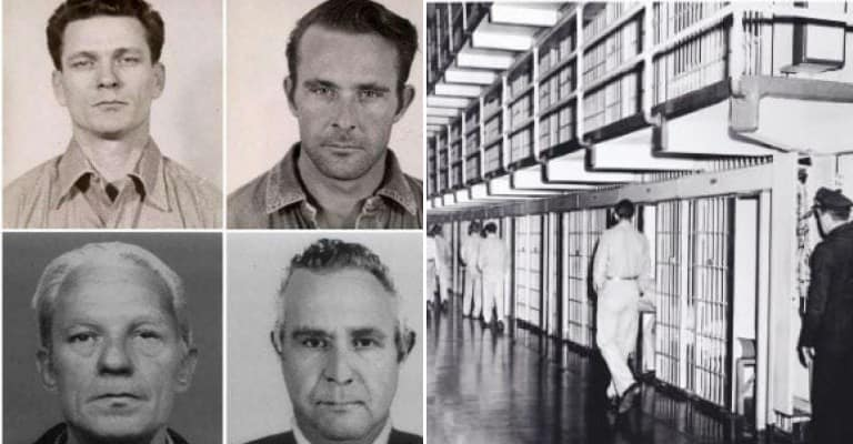 16 Steps These Criminals Took To Escape The Notorious Alcatraz Prison