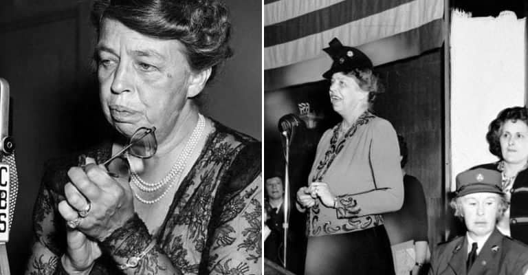 32 Inspirational Moments Eleanor Roosevelt Gave the World