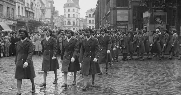 This All Black Female Battalion Played A Significant Role In Europe During World War II