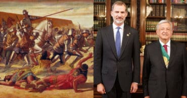 Mexico's President is Asking for an Apology from King Felipe VI and the Pope 500 Years After Historical Conquest