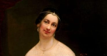 Julia Gardiner Tyler was One of the U.S. Colorful Leading Woman