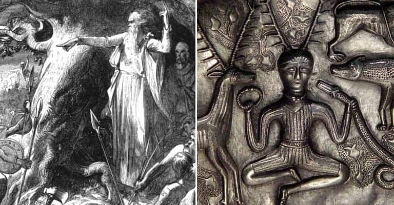 The Weird and Wonderful Religious Practices and Beliefs of Pre-Christian Britain