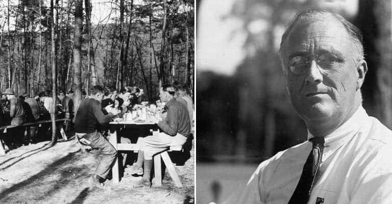 How FDR Created Jobs and Saved America's Natural Treasures through the Civilian Conservation Corps
