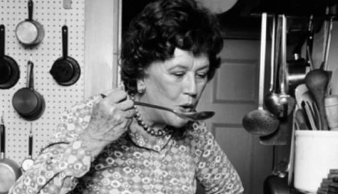 Before She was a Professional Chef, Julia Child Was a Secret Agent