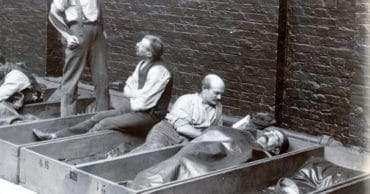 Grim Realities of Life in London's 19th Century Slums