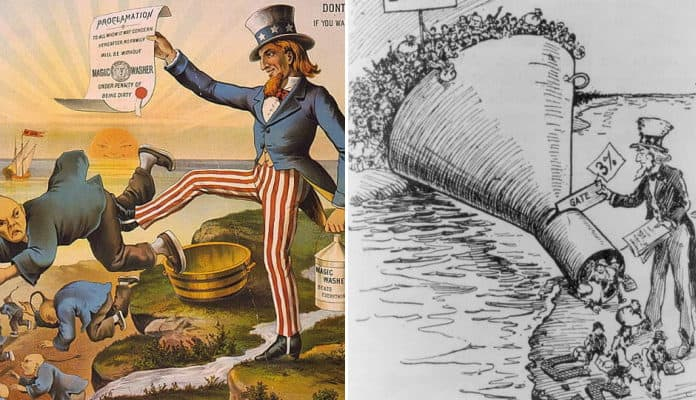 20 Times Nativism in American Politics Stepped on Immigrants and Native Americans