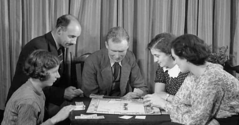This Board Game Helped Families Through the Great Depression