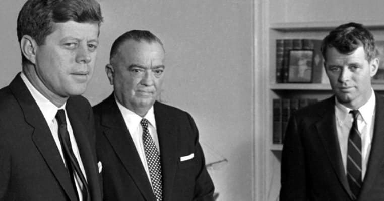 Myths and Mysteries from J. Edgar Hoover's Personal Files