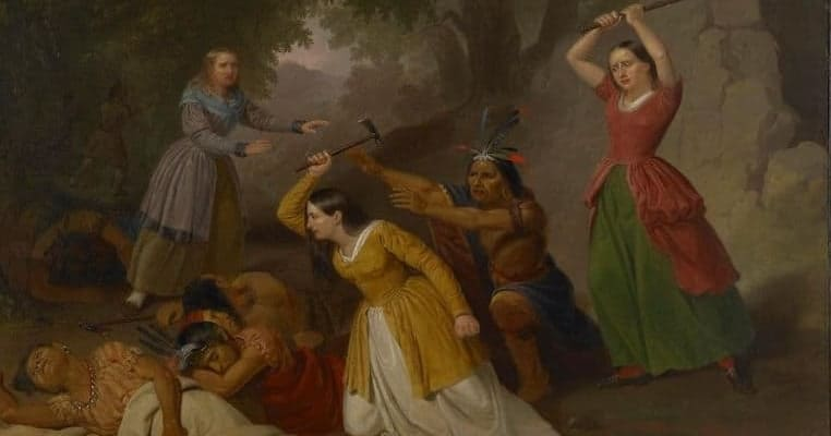 This 17th Century Woman Took Down Ten of her Abenaki Captor's and Became a Legend