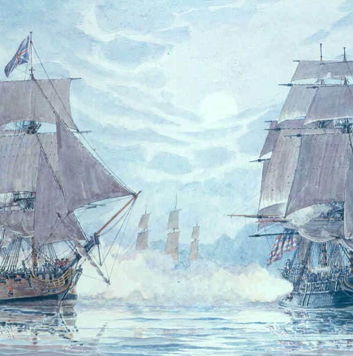 How Britain's Royal Navy lost the American Revolutionary War