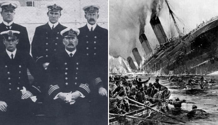 Charles Lightoller, Second Officer of RMS Titanic was Also a Hero on the Beaches of Dunkirk