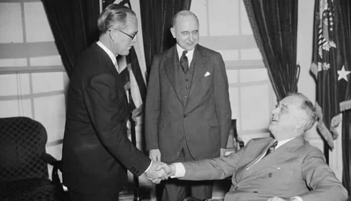 The Curious Relationship of Joseph Kennedy, Sr. and Franklin D. Roosevelt