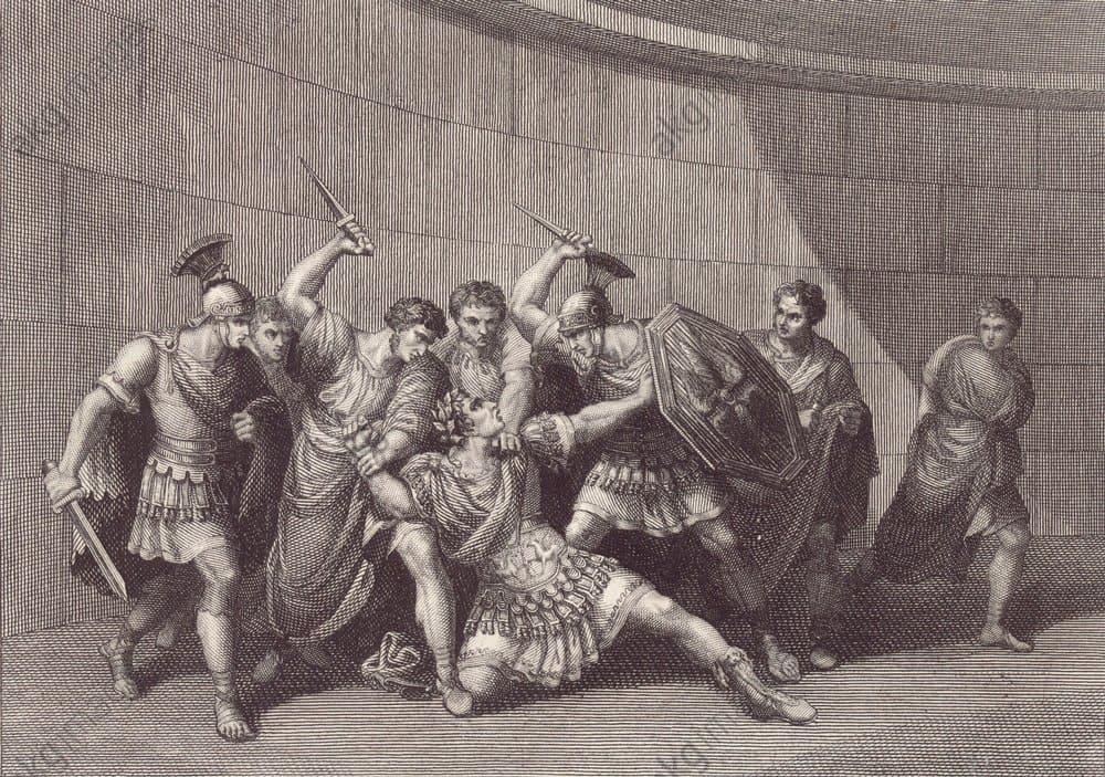 Of gods emperors