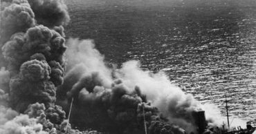 The Crucial Battle of the Atlantic During World War II