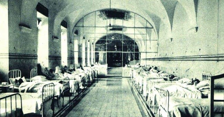 The Fake Disease Created to save Italian Jews in World War II