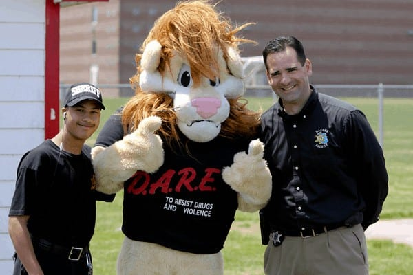 D.A.R.E Was Not as Effective as It Seemed to be at the Time