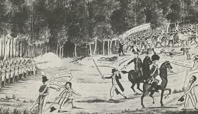Australia in the 19th Century was a Dangerous Place