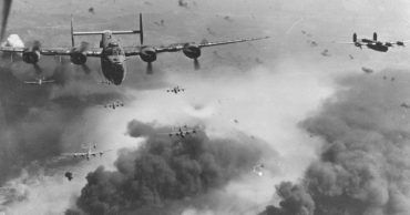 The Bombing Campaign against Hitler's Third Reich