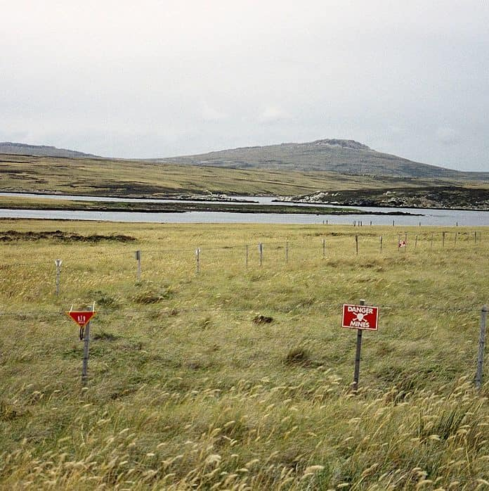 The Messy Business of the Falklands War of 1982