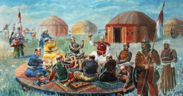 The Mongols Dined Atop their Live Enemies and Other Fascinating Historic Facts