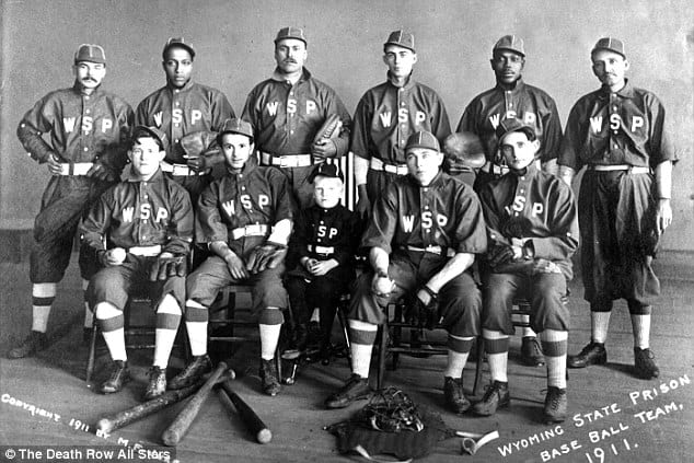 The Death Row Baseball Team and Other Odd Episodes in History