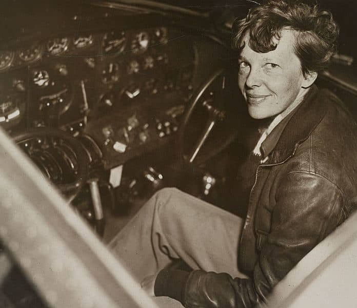 The Mystery Behind Amelia Earhart's Disappearance