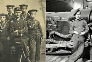The Tragic and Fascinating History of America's Child Warriors