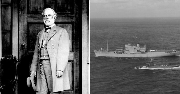 Why the US military Named Bases and Ships for Confederate Leaders