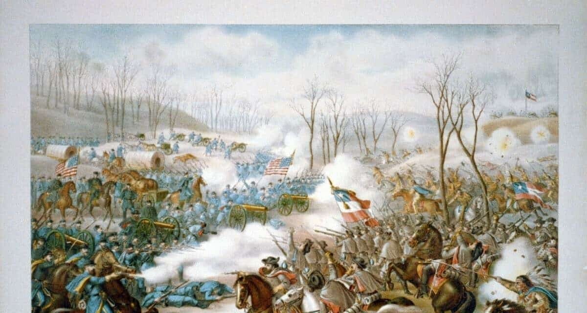 The Little Known History of American Indians during the Civil War