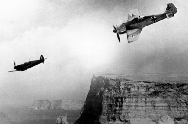Pilot Accidentally Lands in Enemy Airfield and Other Historic Mistakes