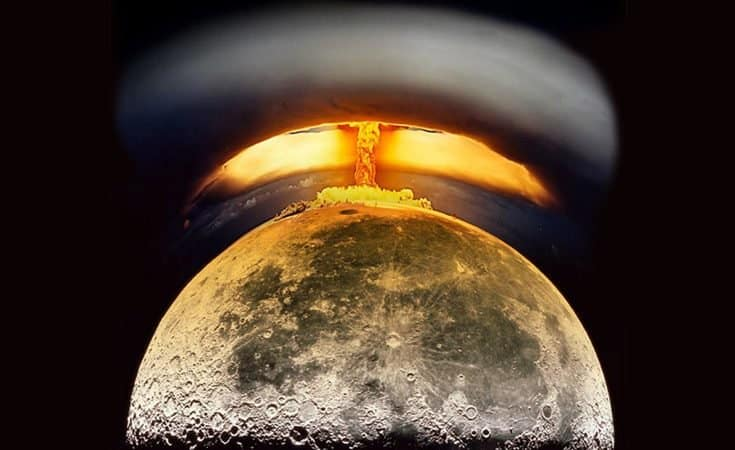 America Wanted to Nuke the Moon and Other Weird History