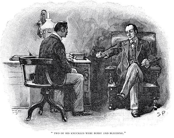 How Arthur Conan Doyle Plotted Against Sherlock Holmes