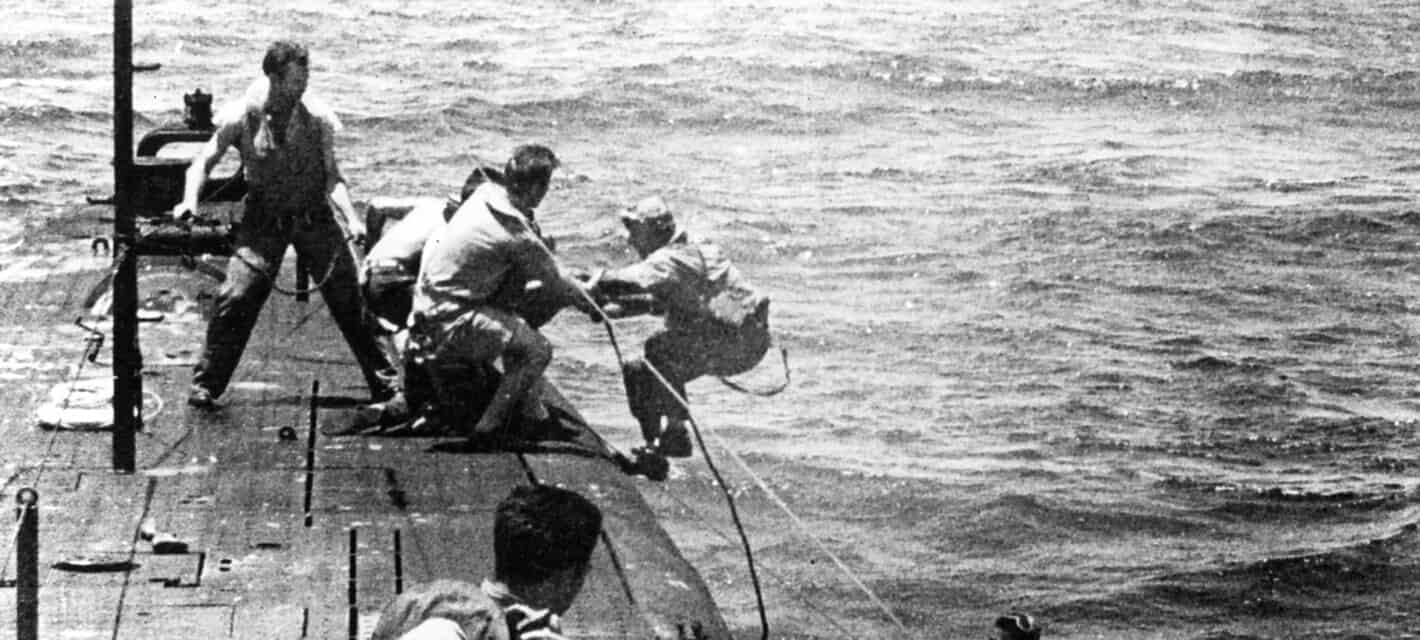 The American Submarine Campaign in the Pacific Changed the Tides of WWII