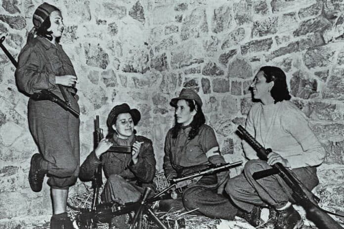 Women of Peace and Those Sided the Wrong of World War II