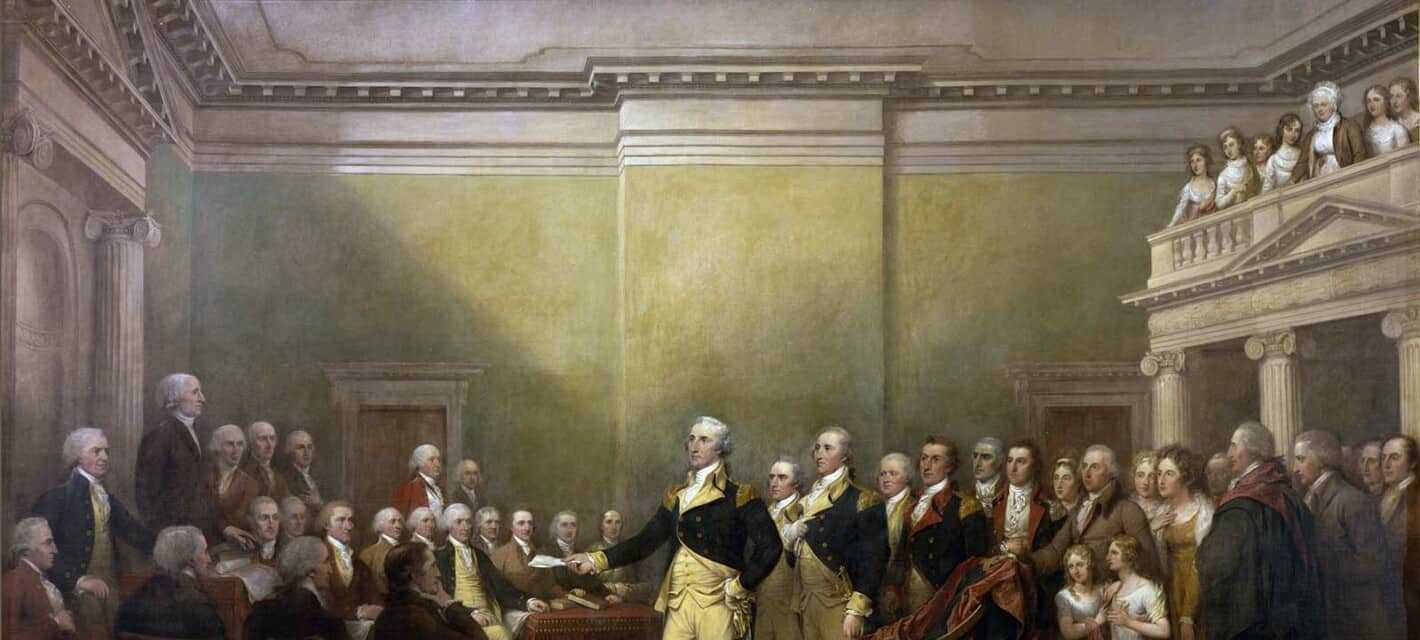 The Unique Hygiene Habits of Our Founding Fathers