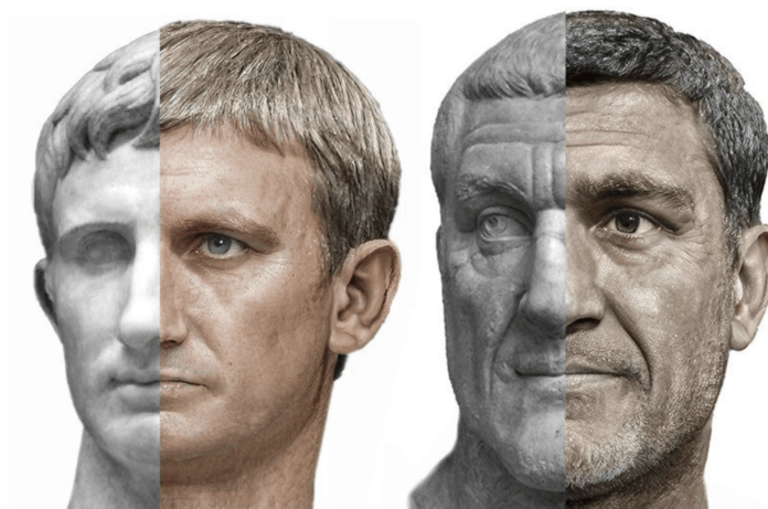 CGI Technology Reveals What These Historic Figures Looked Like