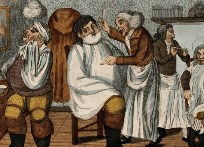 Strangest Hygiene Practices From The Middle Ages