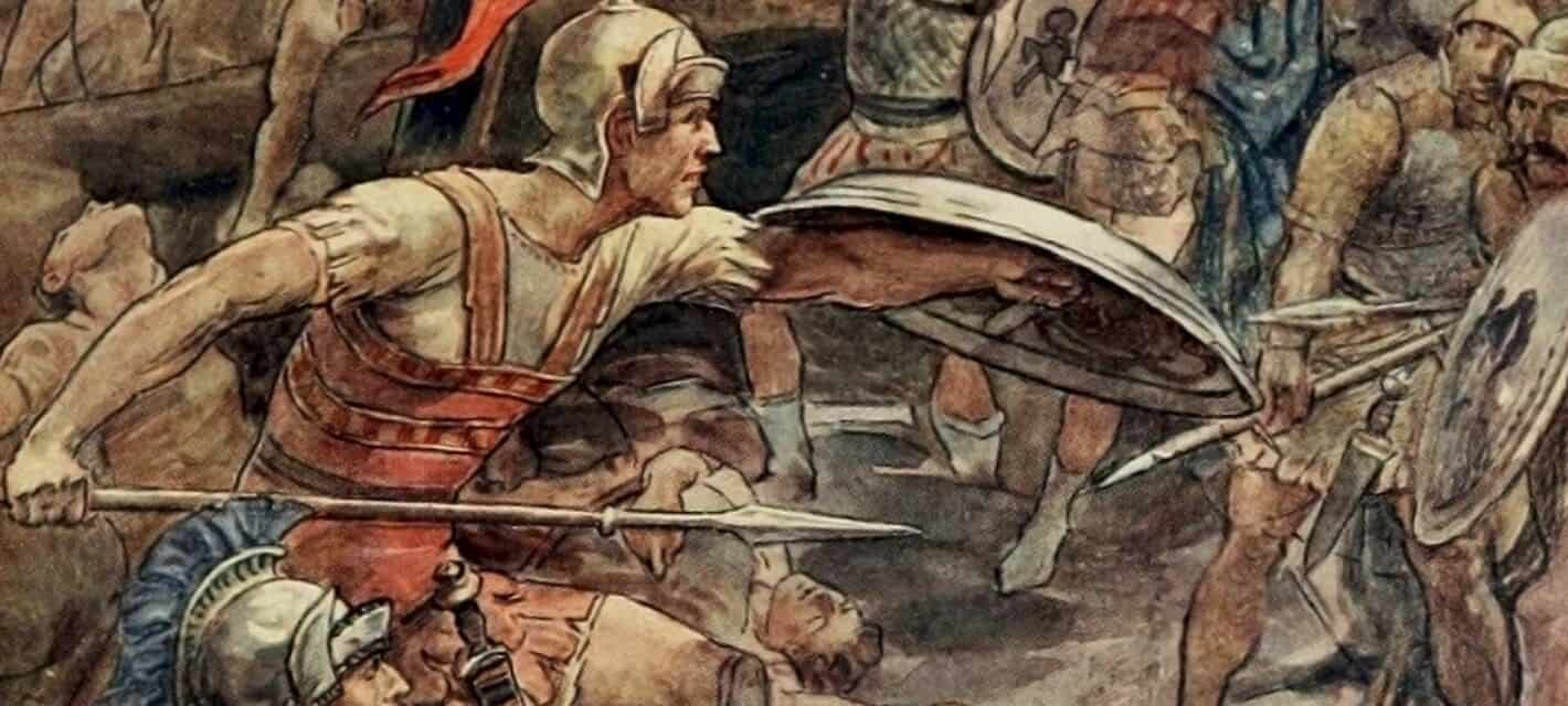 The Greatest Commanders and Warriors From Antiquity