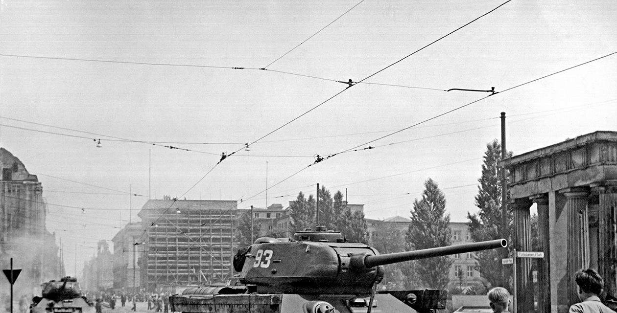Why the East German Uprising of 1953 Was So Intense