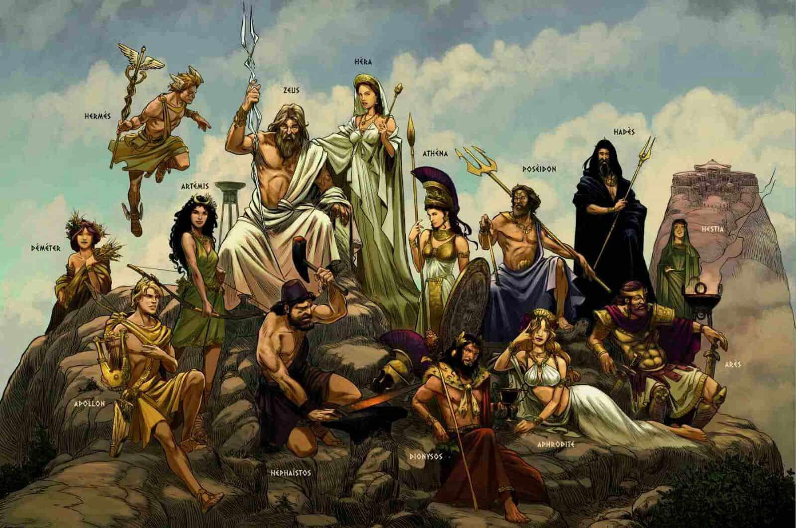 Truly Intense Vengeance Stories From Greek Mythology