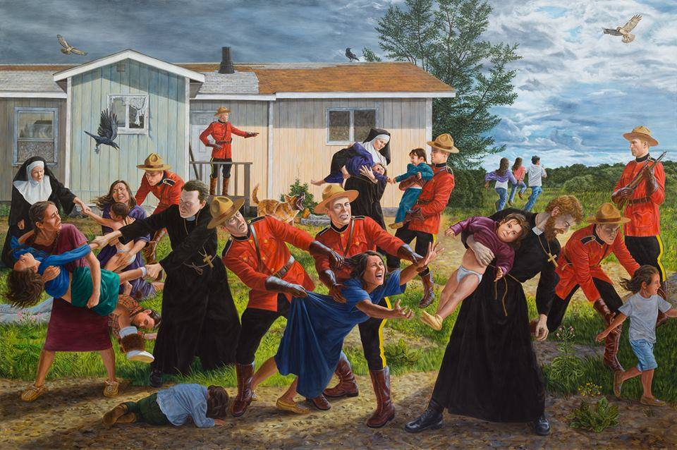 Tragic Discoveries from the Canadian Indigenous Schools and other Events