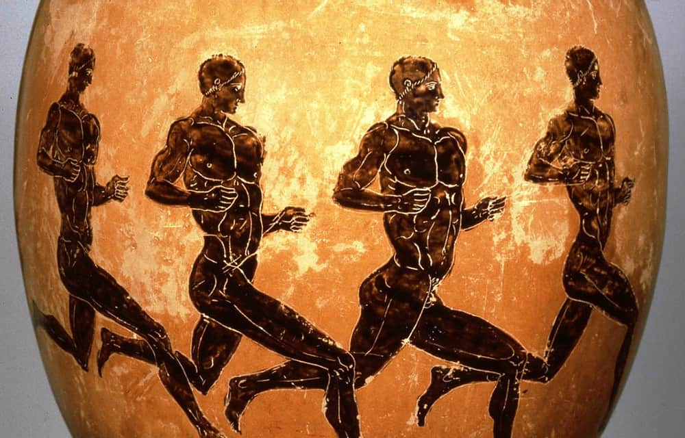 The Original Greek Olympics and Ancient History's Coolest Facts