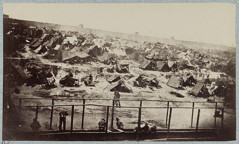 The Life of a Prisoner at Camp Sumter During the Civil War