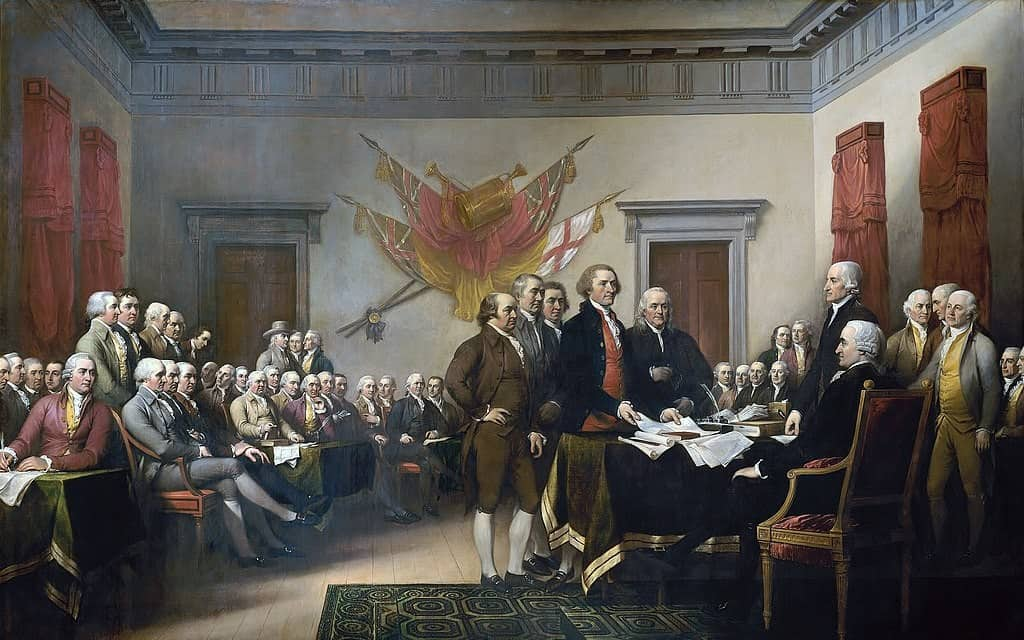 Scandals the US Founding Fathers Tried to Keep Secret