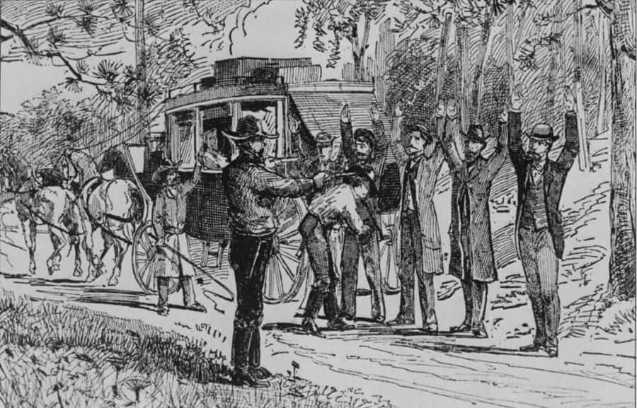 The Lawmen and Outlaws Who Built the Old West