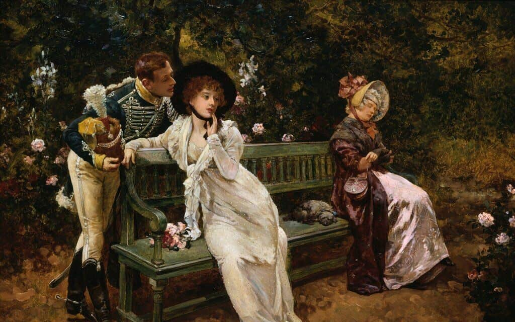 Romance Through the Ages, Ranked from Sweet to Cringey